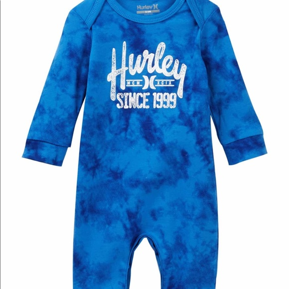 Printed Jersey Knit Coverall (boy)